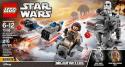 Deals List: LEGO Star Wars Ski Speeder vs. First Order Walker Microfighters