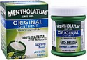Deals List: Mentholatum Original Ointment, 3 ounce (85g) – 100% Natural Active Ingredients for soothing relief