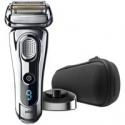Deals List: Braun Series 9 9293s Men's Electric Shaver / Electric Razor, Wet & Dry, Travel Case with Charging Stand, Premium Chrome Cordless Razor, Razors, Shavers, & Pop Up Trimmer