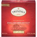 Deals List: Twinings of London English Breakfast Black Tea Bags, 100 Count