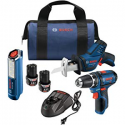 Deals List: Bosch PS21-2A 12V Max 2-Speed Pocket Driver Kit with 2 Batteries, Charger and Case