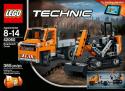 Deals List: LEGO - Technic Roadwork Crew 42060