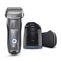 Deals List: Braun Electric Shaver, Series 3 ProSkin 3040s Men's Electric Razor / Electric Foil Shaver, Rechargeable, Wet & Dry, Blue