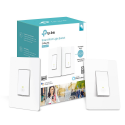 Deals List: Kasa Smart Wi-Fi Light Switch, 3-Way Kit by TP-Link - Control Lighting from Anywhere, Easy In-Wall Installation (3-Way Only), No Hub Required, Works with Alexa and Google Assistant (HS210 KIT)