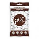 Deals List: PUR Gum, Chocolate Mint, 55 pieces - Aspartame Free, Sugar Free, 100% Xylitol, Natural Chewing Gum, Non GMO, Vegan