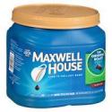 Deals List: Maxwell House Ground Coffee Original Decaf 22oz