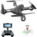 Deals List: GPS FPV RC Drone with 720P Camera Live Video GPS Return Home Quadcopter Camera Drone for Adults Beginners with Follow Me Mode, Altitude Hold, Waypoint Flight and 18 Mins Long Fly Time