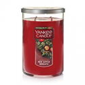 Deals List: Yankee Candle Large 2-Wick Tumbler Candle Red Apple Wreath