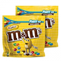 Deals List: M&M'S Peanut Chocolate Candy Party Size 42-Ounce Bag (Pack of 2)