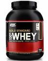 Deals List: 10-lbs Optimum Nutrition Gold Standard 100% Whey Protein (Various Flavors)