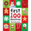 Deals List: First 100 Christmas Words (Board Book)