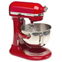 Deals List: KitchenAid Professional 5 Plus Series Stand Mixers - Empire Red