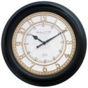 Deals List: Better Homes and Gardens Modern 28-inch Black Traditional Wall Clock