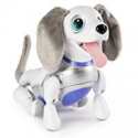 Deals List: zoomer Playful Pup, Responsive Robotic Dog with Voice Recognition & Realistic Motion, For Ages 5 & Up