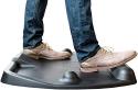 Deals List: ubeFit - TerraMat Anti Fatigue Standing Desk Mat - Comfy, Ergonomic, Kitchen Floor Mat - Perfect for Standing Workstations - Office or Home - Stretches & Massages - 11 Possible Stances