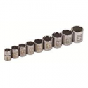Deals List: CRAFTSMAN 934566 9 Piece 3/8-in Drive Metric Socket Set