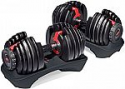 Deals List: Bowflex SelectTech 552 Adjustable Dumbbells (Pair)