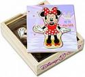 Deals List: Melissa & Doug Disney Minnie Mouse Mix and Match Dress-Up Wooden Play Set (18 pcs)