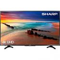 Deals List:  Sharp LC-50LBU591U 50-inch Class 2160p 4K Ultra HD Roku TV