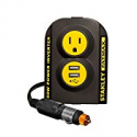 Deals List: STANLEY FATMAX PCI140 140W Power Inverter: 12V DC to 120V AC Power Outlet with Dual USB Ports