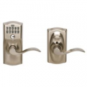 Deals List: Schlage FE595VCAM619ACC Keypad Accent Lever Door Lock