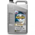 Deals List: Havoline ProDS 5W-20 Full Synthetic Motor Oil 5 qt.