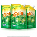 Deals List: Gain Smart Pouch Liquid Laundry Detergent, Original, 48 Fluid Ounce (Pack of 3)