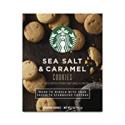 Deals List: Starbucks Pairing Cookies, Sea Salt & Caramel (Four 5-Oz. Boxes)