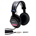 Deals List: Sony MDR-V6 Studio Monitor Headphones w/CCAW Voice Coil