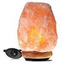 Deals List: Himalayan Glow 1002 Pink Crystal Salt Lamp