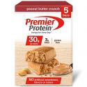 Deals List: Premier Protein 30 g Protein Bar, Peanut Butter Crunch, 5 Count
