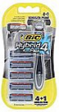 Deals List: Bic Hybrid 4 Advance For Men, Disposable 4-Blade System 1 ea