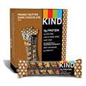 Deals List: KIND Bars, Peanut Butter Dark Chocolate, 8g Protein, Gluten Free, 1.4 Ounce Bars, 12 Count
