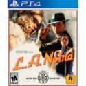 Deals List: L.A. Noire PlayStation 4