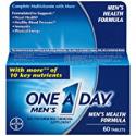 Deals List: One A Day Men's Health Formula Multivitamin, 60 Count