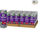 Deals List: V8 +Energy, Juice Drink with Green Tea, Pomegranate Blueberry, 8 oz. Can (Pack of 24)
