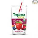 Deals List: Tropicana Kids Organic Juice Drink Pouch, Fruit Punch, 5.5 Ounce, 32 Count