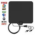 Deals List: Viewtek VTS108CN 60-80 Miles Range Amplified HDTV Antenna