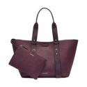 Deals List: Calvin Klein Jane Leather Medium Tote