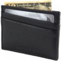 Deals List: Alpine Swiss Minimalist Leather Front Pocket Wallet 5 Card Slots Slim Thin Case
