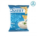 Deals List: Quest Nutrition Tortilla Style Protein Chips, Ranch, 8 Count