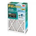Deals List: 4-Pk 3M Filtrete Dual-Action Micro Allergen Plus 2x Dust Defense Filter