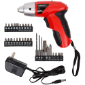 Deals List: Stalwart 25-piece 4.8-Volt Cordless Screwdriver with LED