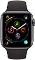 Deals List: Apple Watch Series 4 (GPS, 44mm) - Space Gray Aluminium Case with Black Sport Band