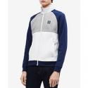 Deals List: Calvin Klein Mens Colorblocked Mock-Neck Jacket
