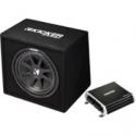 Deals List: Kicker DXA250.1 Class D Mono Amplifier 12-Inch Subwoofer