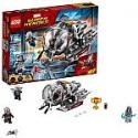 Deals List:  LEGO Marvel Ant-Man Quantum Realm Explorers 76109 Building Set (200 Piece)