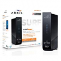 Deals List: ARRIS SURFboard SBG7400AC2 24x8 DOCSIS 3.0 Cable Modem / AC2350 Wi-Fi Router / McAfee Whole Home Internet Protection- Black