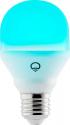 Deals List: LIFX - Mini 800-Lumen, 9W Dimmable A19 LED Light Bulb, 60W Equivalent - Multicolor, L3A19MC08E26