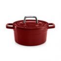 Deals List: Martha Stewart Collectors Enameled Cast Iron 2 Qt. Round Dutch Oven